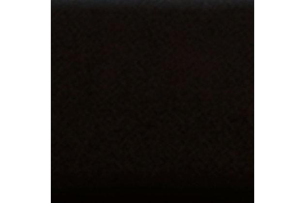 Vintasso Queen Upholstered Bed, Black, large