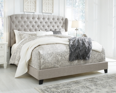 Jerary Queen Upholstered Bed Ashley Furniture Homestore