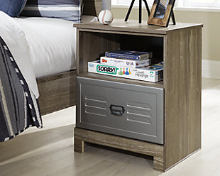 McKeeth Nightstand, , rollover