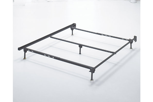 Frames and Rails Queen Bolt on Bed Frame, , large