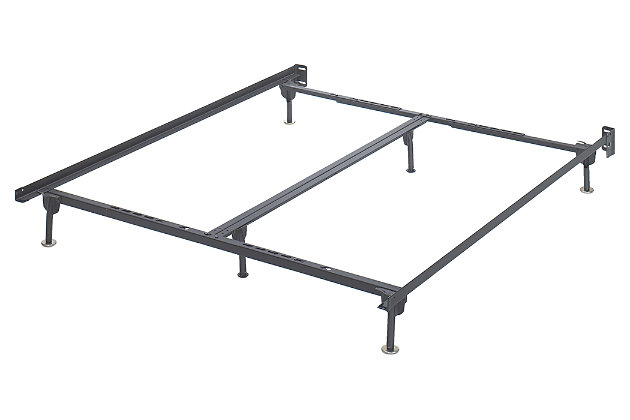 Frames and Rails Queen/King/California King Bolt on Bed Frame, , large