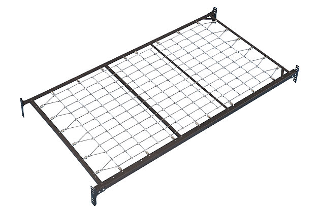 Frames and Rails Twin Metal Day Bed Foundation, , large