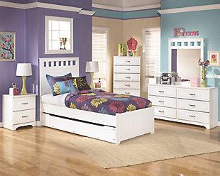 Lulu Dresser, White, large