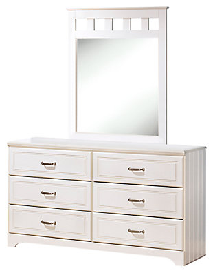 Lulu Dresser and Mirror, , large