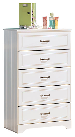 Lulu Chest Of Drawers, White, ...