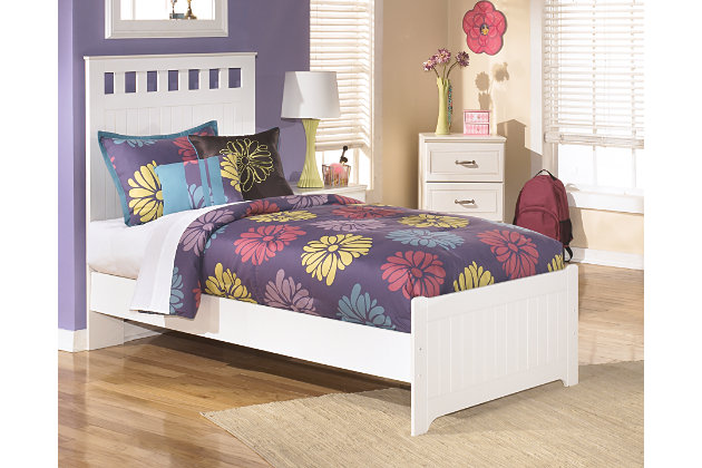 Lulu Twin Panel Bed Ashley Furniture Homestore