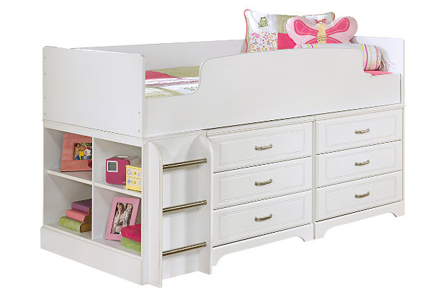 bedroom furniture on a white background