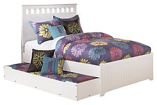 Lulu Trundle Under Bed Storage