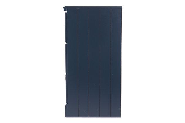 Leo Dresser, Blue, large