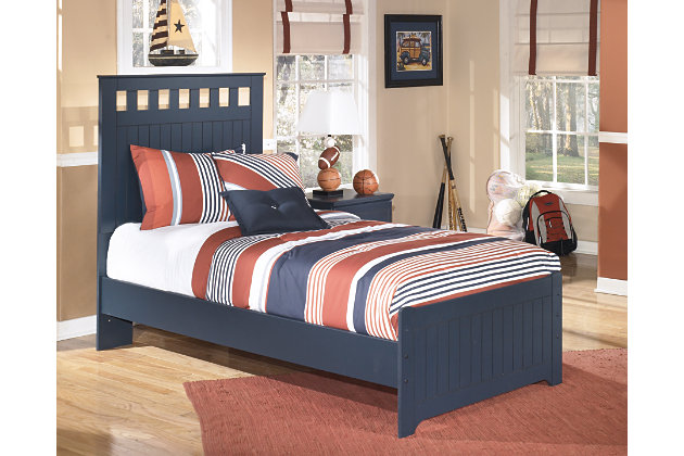 Leo Twin Panel Bed Ashley Furniture Homestore