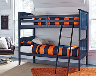 Lulu 3-Piece over Bunk Bed, , rollover
