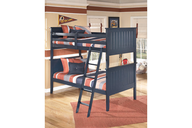 Leo 3-Piece Twin over Twin Bunk Bed by Ashley HomeStore, ...