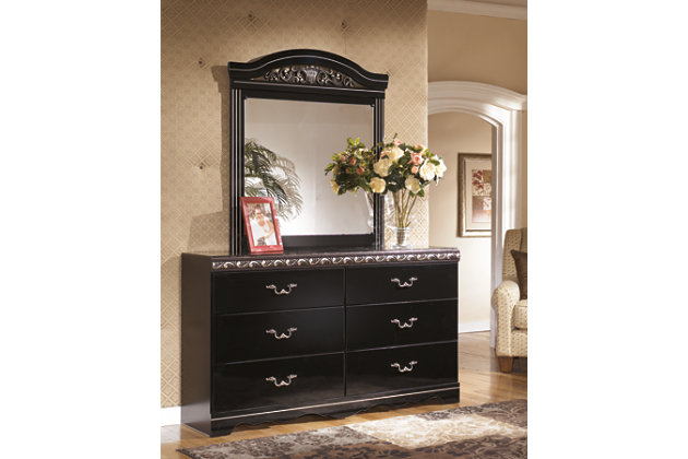 Constellations Dresser and Mirror, , large