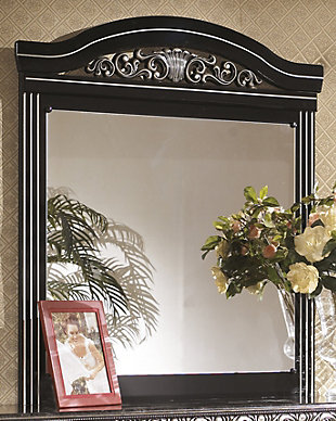 Constellations Bedroom Mirror, , large