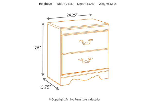 Constellations Nightstand, , large