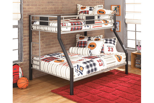 Dinsmore Twin over Full Bunk Bed, , large
