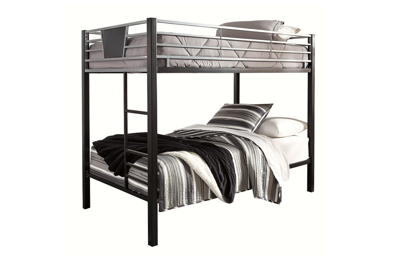 Dinsmore Twin Over Bunk Bed With