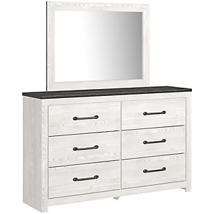 Gerridan Dresser and Mirror, , large