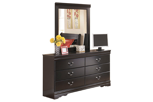 Huey Vineyard Dresser and Mirror, , large