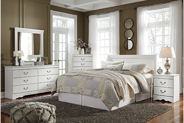 Anarasia Dresser and Mirror, , large
