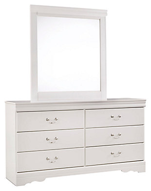 Anarasia Dresser and Mirror, , large