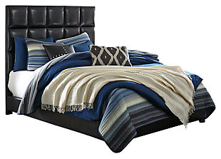 Dolante King Upholstered Bed, , large