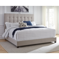AshleyFurnitureHomeStore deals on Dolante Queen Upholstered Bed