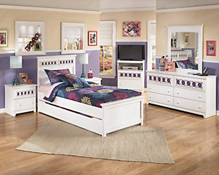 Zayley Dresser and Mirror, , large