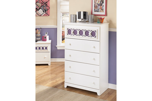 Zayley Chest of Drawers, , large