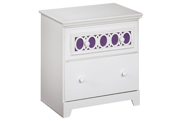 Zayley Nightstand, , large