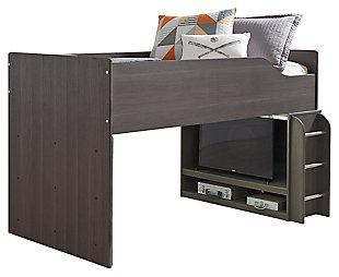 Annikus Twin Loft Bed, , large