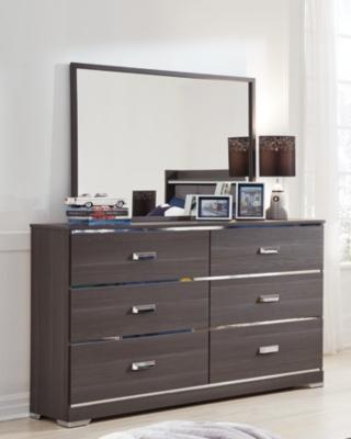 Annikus Dresser and Mirror, , large