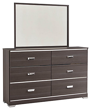 Annikus Dresser and Mirror, , large