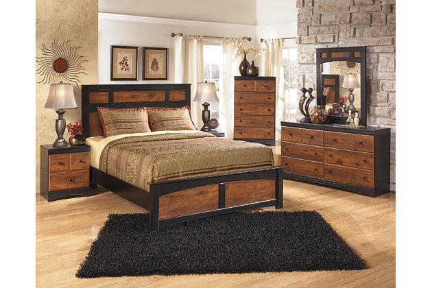Aimwell Full Panel Bed Ashley Furniture Homestore