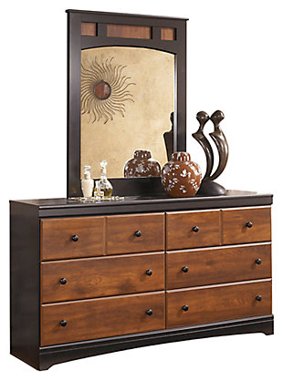 Aimwell Dresser and Mirror, , large