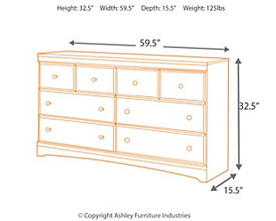 Aimwell Dresser, , large