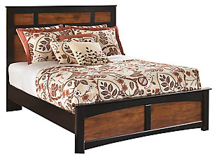 Aimwell Panel Bed, , large