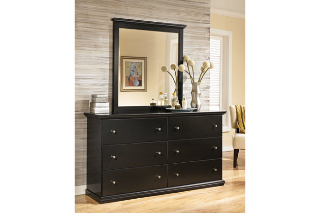 Maribel Dresser and Mirror, , large