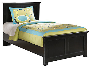 Maribel Twin Panel Bed, , large