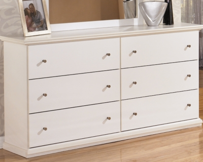 Ashley Bostwick Shoals Dresser, White