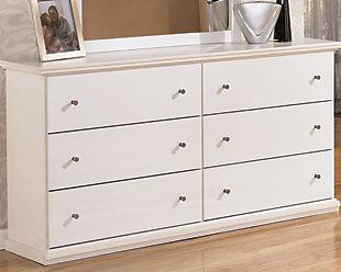 Bostwick Shoals Dresser, White, rollover