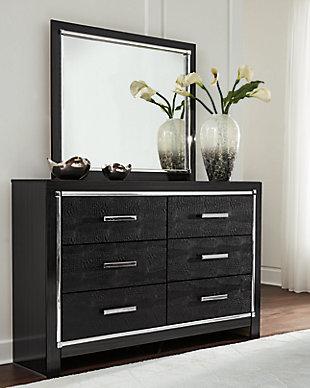 Kaydell Dresser and Mirror, , rollover
