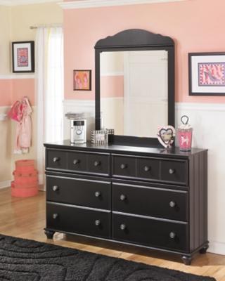 Jaidyn Dresser and Mirror, , large