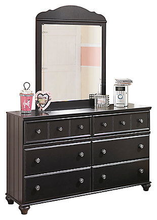 Jaidyn Dresser and Mirror, , large