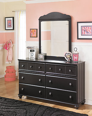 Jaidyn Dresser and Mirror, , rollover