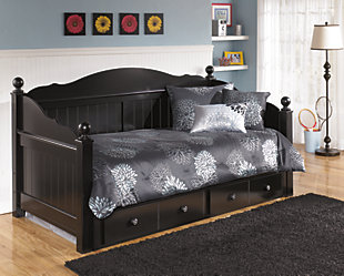 Jaidyn Daybed with Storage, , rollover