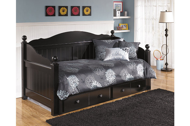 Jaidyn Daybed With Storage Ashley Furniture Homestore