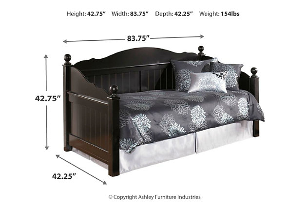 Jaidyn Twin Day Bed, , large