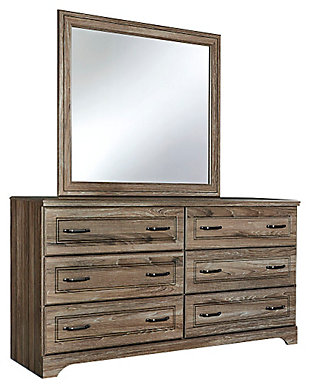 Javarin Dresser and Mirror, , large