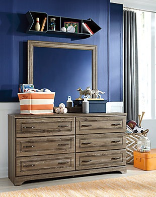 Javarin Dresser and Mirror, , rollover